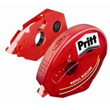 Picture of Colla a nastro pritt roller system 8,4mmx16mt permanente ricaricabile