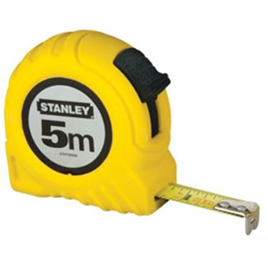Picture of Flessometro 5mt metallo/abs stanley