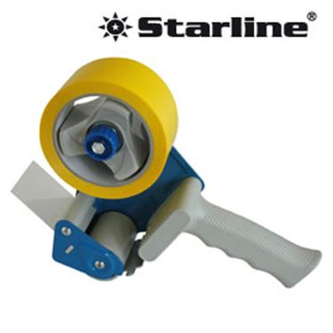 Immagine di Tendinastro manuale x nastro imballo 50mm starline