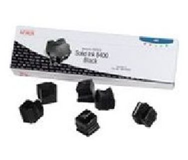 Picture of 6 STICK SOLID INK NERO PHASER 8400