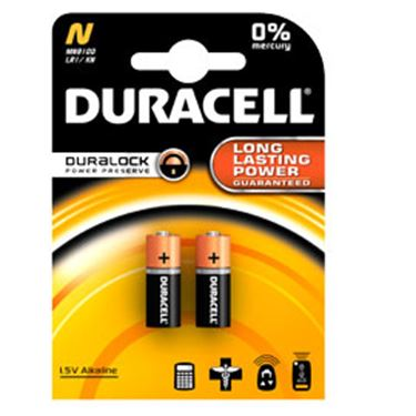 Picture of Blister 2 pile duracell 1,5v (mn9100)