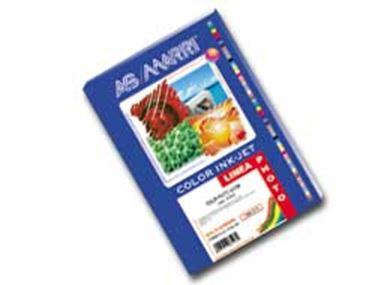 Immagine di Carta inkjet A4 150gr 50fg color photo lucida 8298 as marri