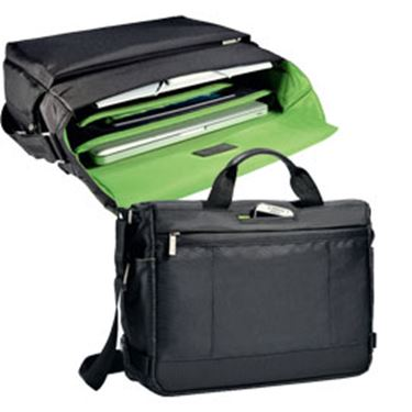 "Immagine di Borsa messenger smart traveller per pc 15,6"" leitz complete"