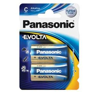 Picture of Blister 2 mezze torce evolta panasonic
