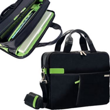 "Immagine di Borsa Smart Traveller per PC - 15.6"" - nero - Leitz Complete"