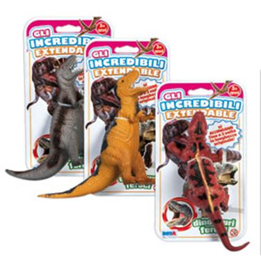 Picture of Incredibili extendable dinos ronchi supertoys