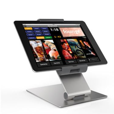 "Immagine di Supporto tablet 7-13"" da banco tablet holder table durable"