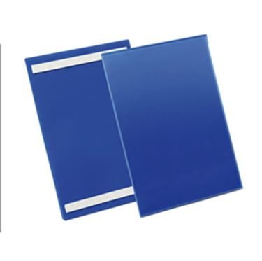 Picture of 50 BUSTE IDENTIFICAZIONE CON BANDE ADESIVE 210X297MM (A5-VERT) 1797 DURABLE