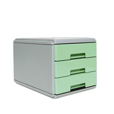 Immagine di Mini Cassettiera Keep Colour Pastel - verde - Arda