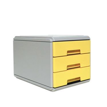 Immagine di Mini cassettiera Keep Colour Pastel - giallo - Arda